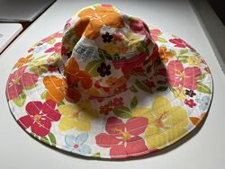 Панама, шляпа от gymboree на 5-7 лет