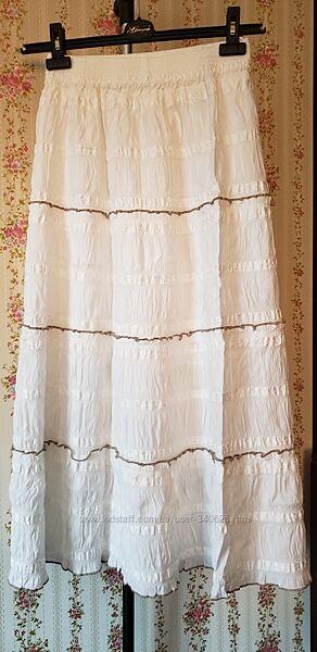 Летняя юбка. Ращмер 44-46
