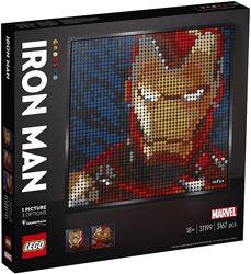 Lego Art Железный человек 31199
