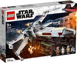 Lego Star Wars Истребитель X-wing Люка Скайвокера 75301