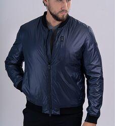 Мужская куртка бомбер демисезонная