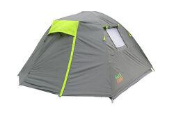 Палатка 4-х местная Green Camp 1013 туристическая