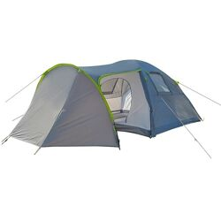 Четырехместная двухслойная палатка 1009 Green Camp