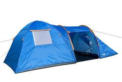 Туристическая палатка 4-х местная Coleman 1009 с тамбуром