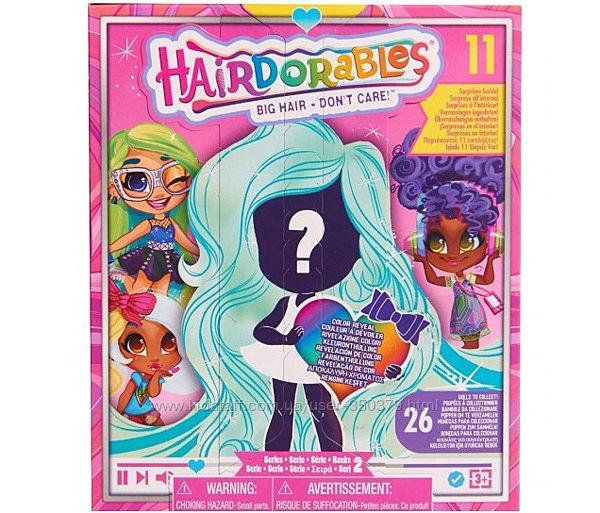 Продам куклу Hairdorables 2 серия