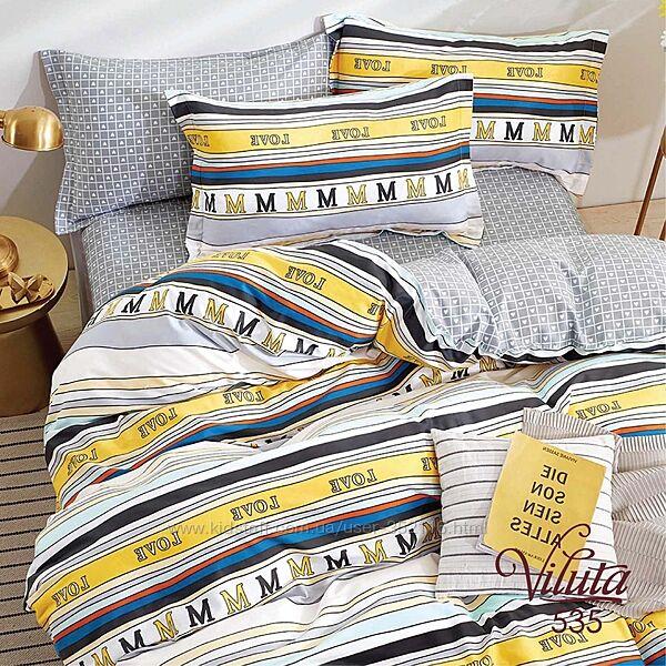 Детское постельное белье Viluta сатин