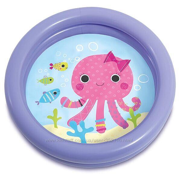 Детские бассейны Intex mini от 1 до 3-х лет