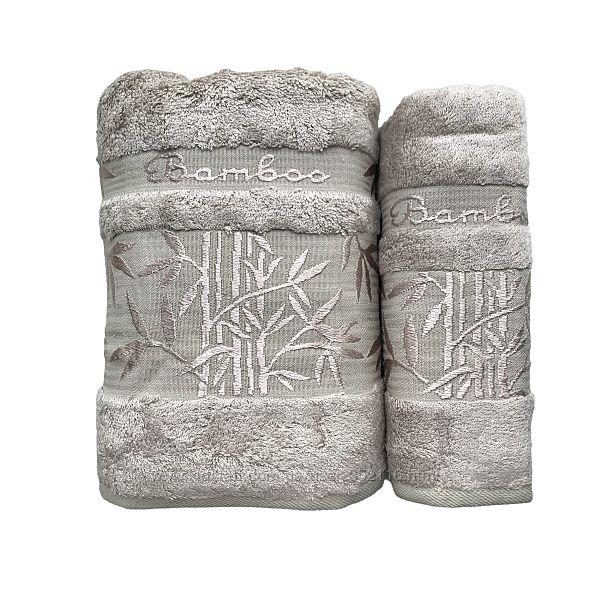 Набор полотенец Cestepe Bamboo 50х90, 70х140