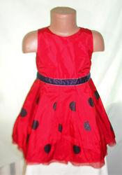 Нарядное платье Name it 2-3годика рост 98