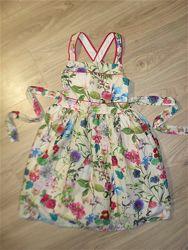 Нарядное платье/сарафан TU 11 лет рост 146