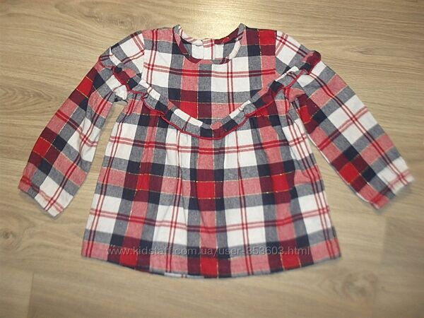 Рубашка/туника Маталан на 3-4годика рост 104