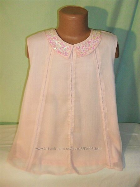 Нежная блузка George 10-11лет рост 140-146