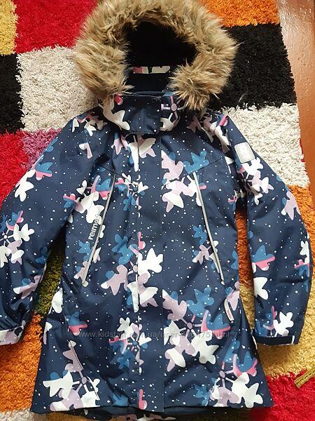 Зимняя куртка ReimaTec Muhvi р.128