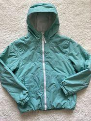Куртка quechua, демисезонная, термо куртка на рост 140 см