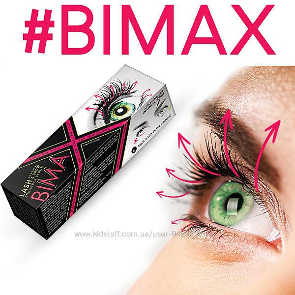 BiMax сыворотка для роста ресниц и бровей от Feg Pro Advanced