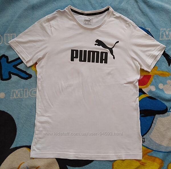Футболка Пума, оригинал,  на рост 164 см