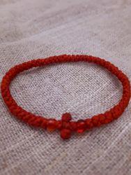 Комбоскини, узелковый браслет из Афона