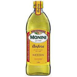 Масло оливковое рафинированное Monini Anfora 1 л