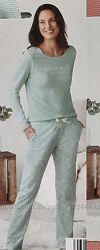 Розкішний домашній костюм мята Німеччина L