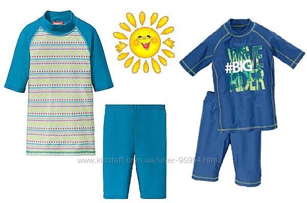 Отличные пляжные костюмы с УФ защитой 146 152