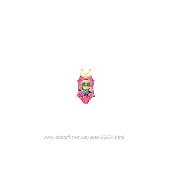 Мега симпатичный купальник Minion 116р