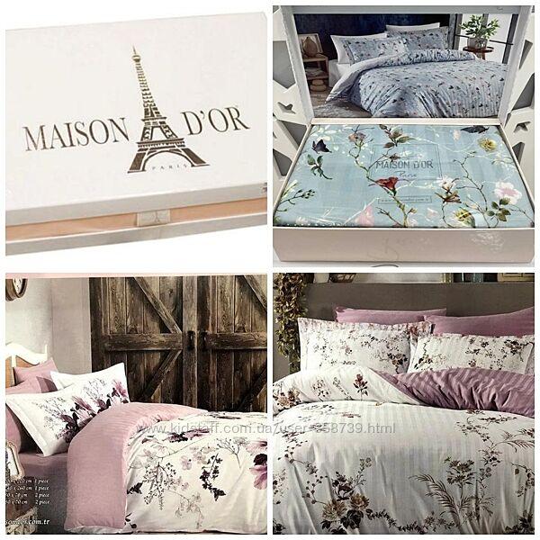Maison D or  сатин евро размер . Новинка .