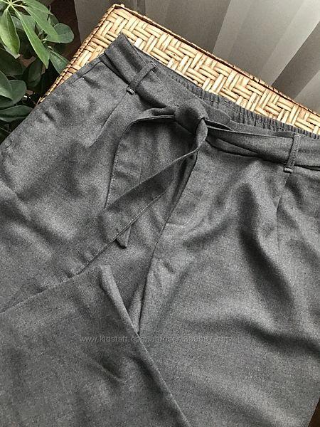 Кюлоты Zara черные, серые