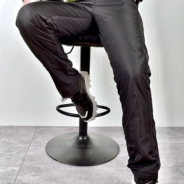 Термо штаны плашевка на флисе
