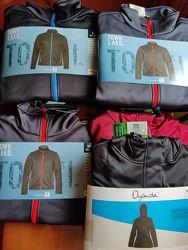 Куртки трекинговые демисезонные Softshell, Германия.
