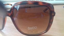 Gucci 3108 солнцезащитные очки в леопардовой оправе Италия