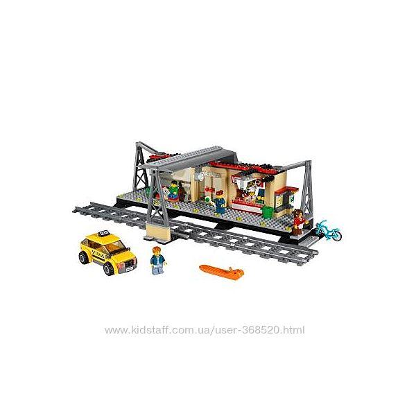 Lego CITY 60050 Залізнична станція