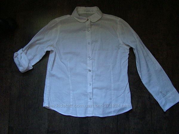 Продам блузку рубашку coolclub 8-10 лет в отличном состоянии