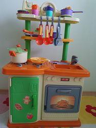 Большая детская кухня