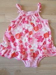 платье боди OshKosh новое