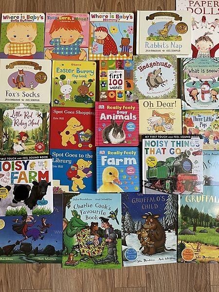 Детские книги на английском. Книги на английском языке для детей