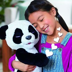 Интерактивная панда Furreal Plum The Curious Panda Bear Cub медвежонок