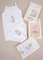Комплекти дитячої білизни Katamino від 1 до 14 років. Різні кольори фасони