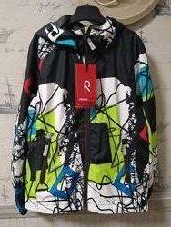 Демисезонная куртка Reima 134 р.