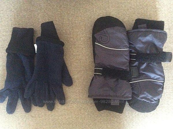 Перчатки, варежки Reima