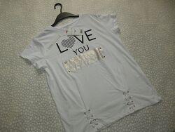 футболка OVS 13-14 лет