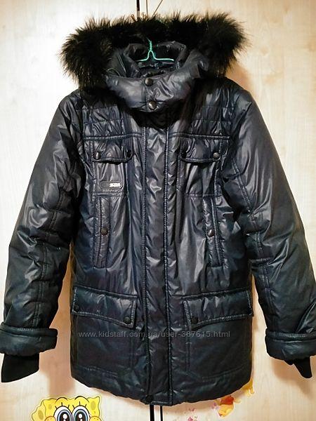 Курточка зимняя р.146