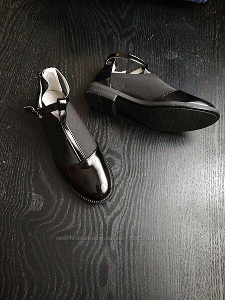 Туфли для девочки р34