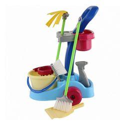Игровой набор для уборки Полесье 36575 Чистюля