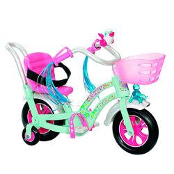 Велосипед для куклы Baby Born Zapf Creation 827208 Разноцветный