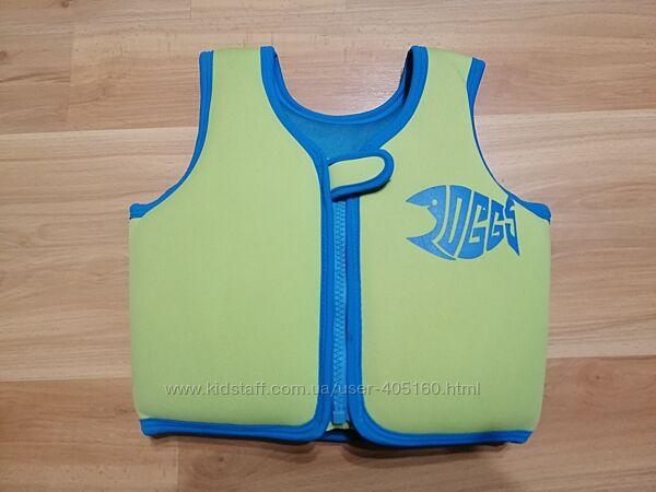 Продам детский плавательный жилет Zoggs
