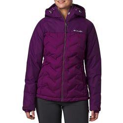 Куртка пуховик женский Columbia Grand Trek Down Jacket р. XL наш 52-54