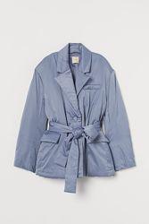 Куртка H&M в стиле блейзера размер S. Оригинал