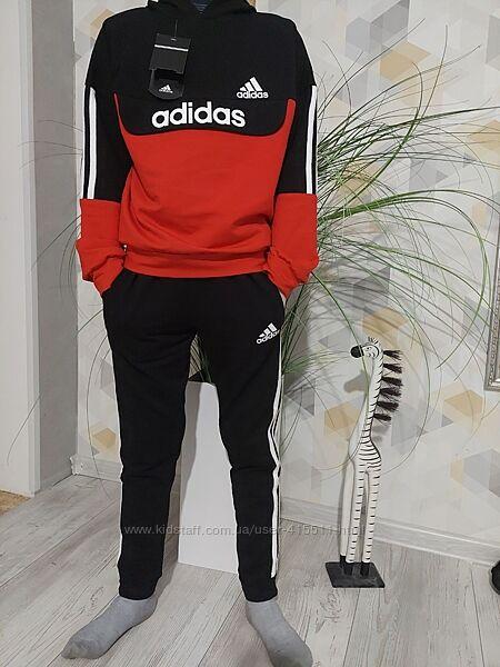 Детские спортивные костюмы Adidas . Трикотаж двунить. Много отзывов. Цвета,