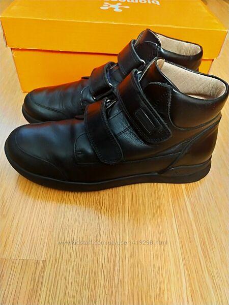 Ботинки демисезонные biomecanics размер 36, 23,5 см