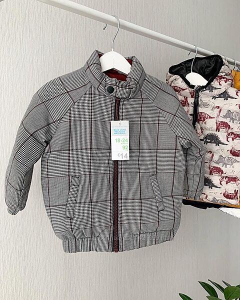 Демисезонная куртка Primark на мальчика